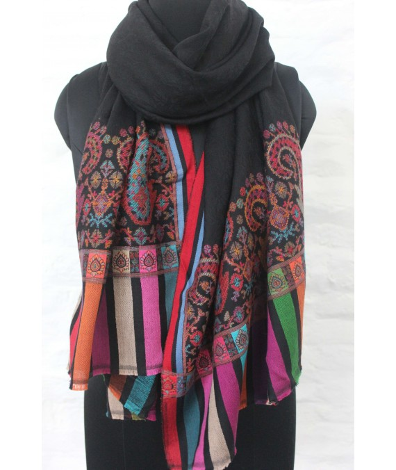 PURE WOOL STOLE