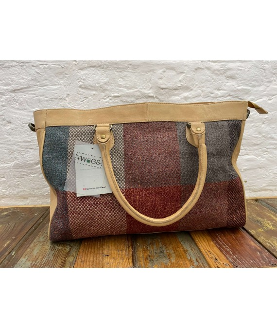 WOOL LEATHER